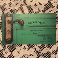 Zoe's Antiques