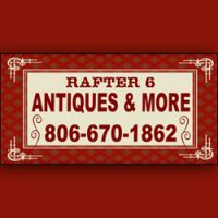 Rafter 6 Antiques & More